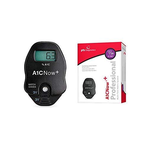 A1C Now+ Diabetes Management HbA1c Test - 20 Tests