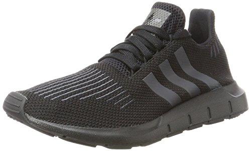 adidas Swift Run Zapatillas de Running, Unisex Niños, Negro (Core Black/Utility Black/Core Black), 37 1/3 EU