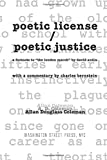 Poetic License / Poetic Justice: a footnote to the london march by david antin