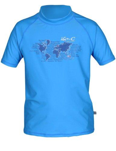iQ-UV Kinder UV-Shirt IQ 300 Youngster Ocean, Blue, 146