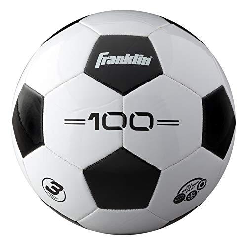 Franklin Sports Soccer Balls - Size 3 F-100 Soccer Balls -...