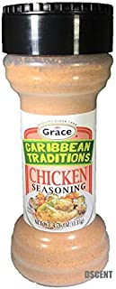 Caribbean Traditions Chicken Seasoning, 4.76oz by Grace