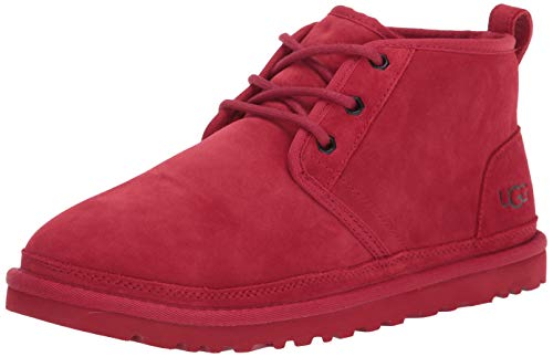 UGG womens Neumel Chukka Boot, Samba Red, 8 US