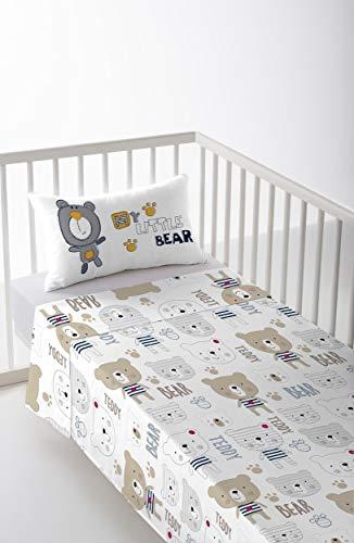Cool Kids S2800637 Alexander Parure de lit 60 pièces Multicolore 100 x 130 cm