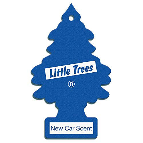 Little Trees MTR0002 Perfumador, Aroma New Car