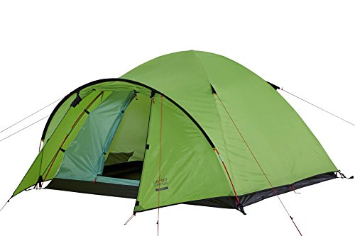 GRAND CANYON Topeka 3 - Tenda a cupola (tenda da 3 persone), verde, 602010