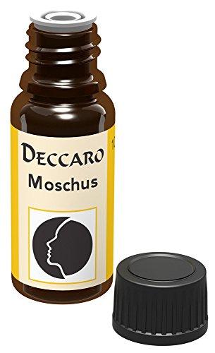 """DECCARO Olio aromatico""""muschio"""", 10 ml (olio profumato)"""