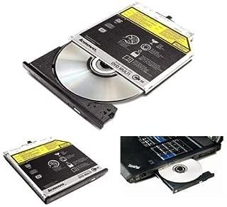 New Original Genuine IBM Lenovo ThinkPad Ultrabay Slim DVD Burner II (SATA: 43N3229). ThinkPad T400, T400s, T410, T410i, T410s, T410si, T420s, T500, ThinkPad X200 Ultrabase (43R8781), ThinkPad Series 3 Ultrabase (0A33932).
