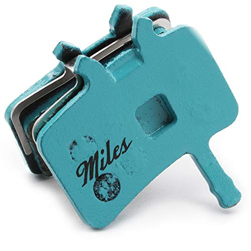 Miles Racing ® Scheibenbremsbeläge, semi-metallisch für Avid Juicy 3 5 7   Carbon   Ultimate 7   BB7