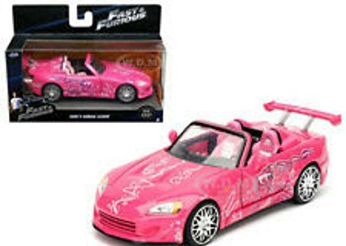 Jada Toys - 2 Fast & Furious Suki Honda S2000 - 1:32