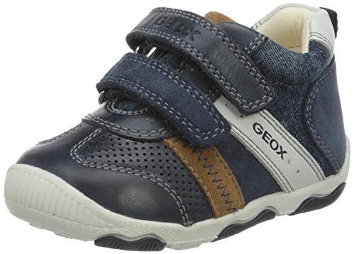 Geox Baby Jungen B New BALU' Boy B Sneaker, Blau (Navy C4002), 24 EU