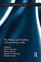 The History and Tradition of Accounting in Italy (Routledge Studies in Accounting) (English Edition)