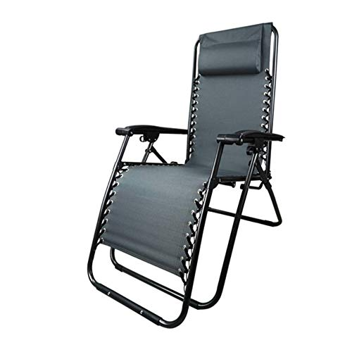 Zero Gravity Lounge Chair, Anti-Noise and Anti-wear/Safe and Durable Pool Lounge Chairs Teslin, Breathable Best Choice Zero Gravity Chair/ 440 Pounds(Color:C)