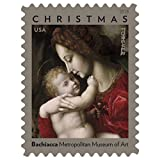 2018 Madonna and Child by Bachiacca Forever Postage Stamps (Booklet of 20)