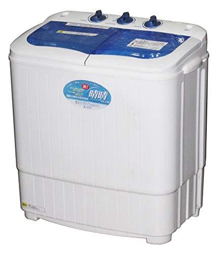 2層式小型洗濯機 新晴晴