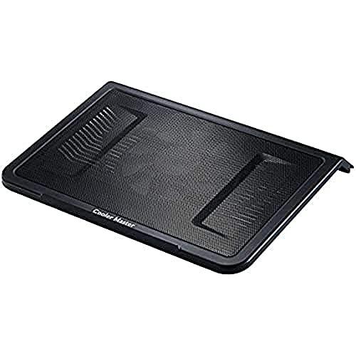 """Cooler Master NotePal L1 Base di raffreddamento per PC portatili 'Ventola silenziosa da 160mm, Gestione dei cavi, Supporta Computer Portatili fino a 17""""' R9-NBC-NPL1-GP"""