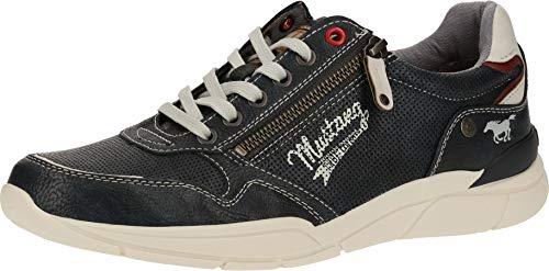 MUSTANG Herren 4138-306 Sneaker, Blau (Navy 820), 41 EU