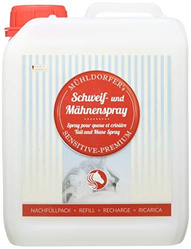 Mühldorfer S Sensitiv Premium à Queue et crinière Spray