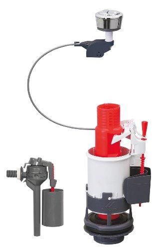 Wirquin 14014002 - Mecanismo para cisterna (3/6L, con grifo Topy 3/8 de latón)