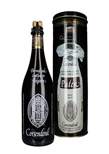 Bier Geschenk Set Corsendonk Pater 0,75 l. in Metalldose