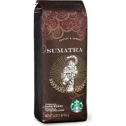 Starbucks Dark Roast - SUMATRA 250g Bohnen
