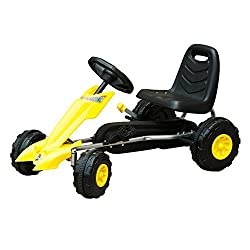 ✅Made of Quality plastic and steel to hold up to 30kg weight ✅Single braking Function for added safety ✅Paddling in both direction front and back mechanism ✅Suitable for Kids between 3-5 years old ✅Overall Dimension: 88L x 51W x 48H (cm)