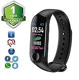 Cellme Mi compitable Activity Tracker | Heart Rate Monitor|Sleep Tracker | Smart B