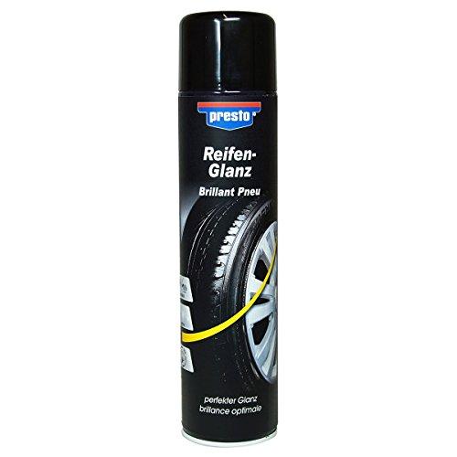 presto 383458 Reifenglanz-Spray 600 ml