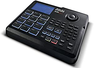 Akai Professional XR20   Beat Production Station Drum Machine with 12 Trigger Pads, Note Repeat, and 700 Sounds