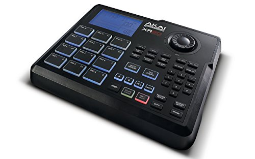AKAI Professional XR20 Drum Machine - Drumcomputer mit Standard- und elektronischen Drum Sounds, Hit Samples, Bass und Synth Patches; Über 700 vorkonfigurierte Sounds, integrierte Effekteinheit