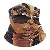 NR Moto per uomo - All Seeing Eye Pyramid Simbolo Providence Ghette per il collo Copricapo...