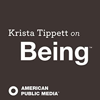 Krista Tippett on Being, 1-Month Subscription audiobook cover art
