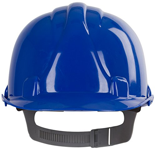 Kerbl 34503 Polyethylen Helm 6 Punkt Aufhängung, blau