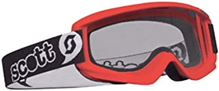 Scott Sports Agent Mini Youth Goggles, (Red) - 221333-0004041