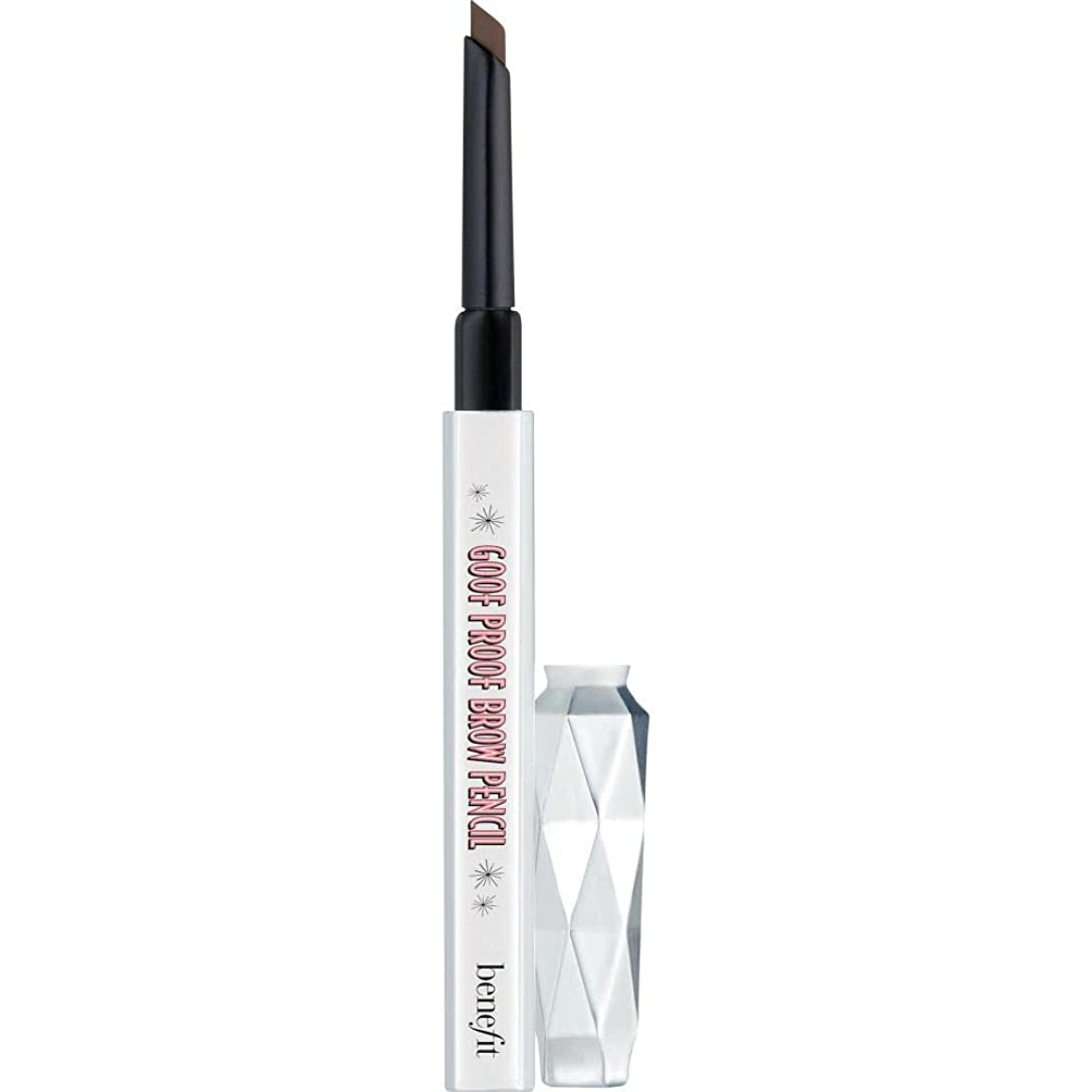 ドアミラー火星ハロウィン[Benefit] 給付へま証明眉ペンシル0.17グラム - ミニ3.5 - メディア - Benefit Goof Proof Brow Pencil 0.17g - Mini 3.5 - Medium [並行輸入品]
