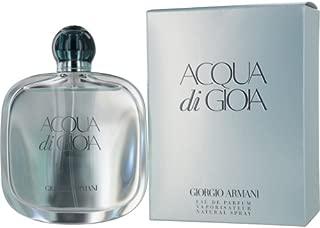Giorgio Armani Acqua Di Gioia Eau de Parfum Spray for Women, 1.7 oz