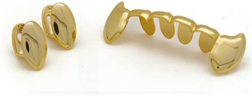 Clip on gold teeth _image1