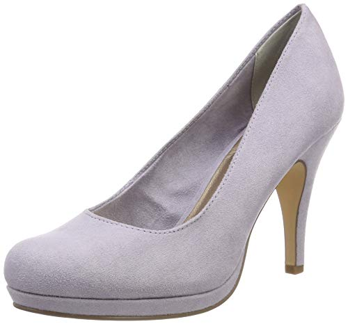 Tamaris Damen 1-1-22407-22 551 Pumps Violett (Lavender 551), 39 EU