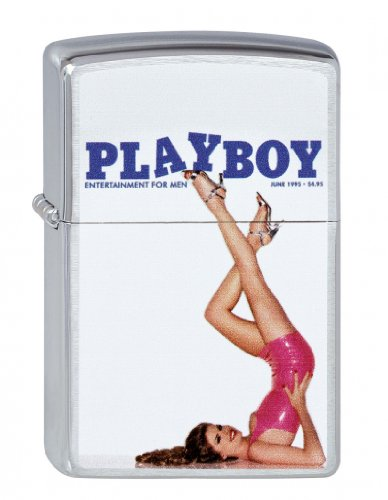 Zippo 2003142 Feuerzeug 200 Playboy June 1995