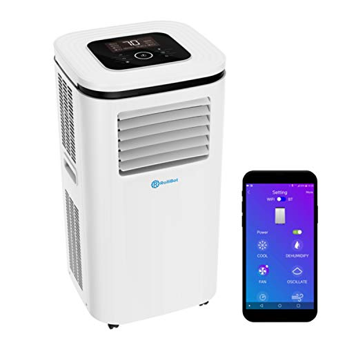 Rollibot ROLLICOOL Portable Air Conditioner w/App...
