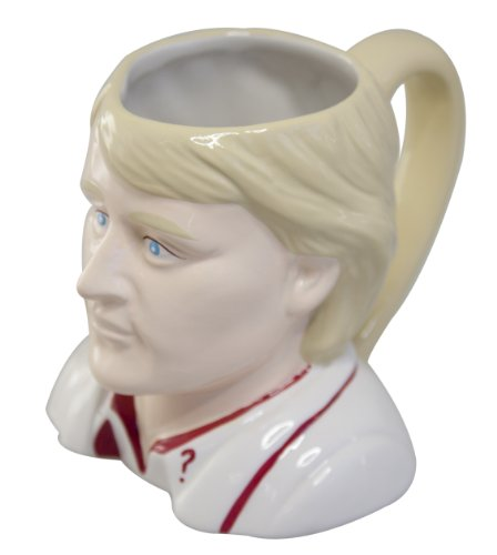 Doctor Who Ceramic 3D Mug - Peter Davidson (5th Dr)
