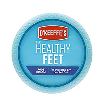 O'Keeffe's® Healthy Feet Jar 91g from O'Keeffe's