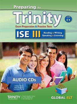 PREPARING IN TRINITY ISE III C1 CD AUDIO