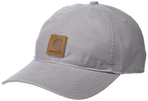 Carhartt Women's Canvas Cap, Tinted Sage, OFA