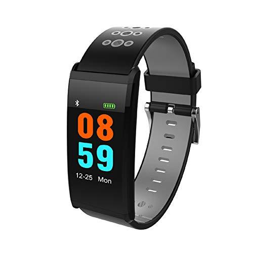 Color Screen Fitness Armband Anti-Segler Ring Herzfrequenz Blutdruck-Sauerstoff-Überwachung Call Information Informationen Reminder Synchronisation