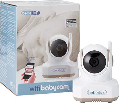BebéDue - Vigilabebés Baby Cam con Cámara IP BebéDue 0m+