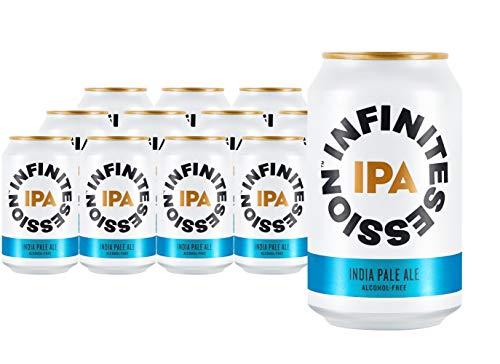 Infinite SessionCerveza sin alcohol (IPA, caja de 12 latas)