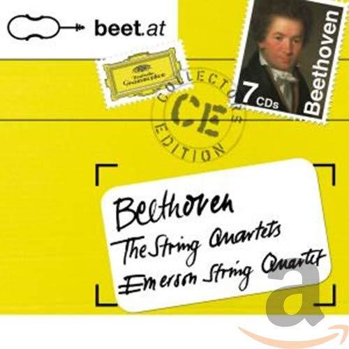 Beethoven: Cuartetos De Cuerda