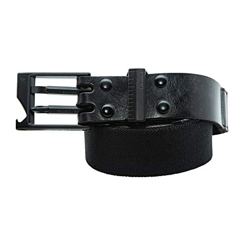 686 Men's Original Stretch ToolBelt - 2-inch Expanding Gear - Black, Medium