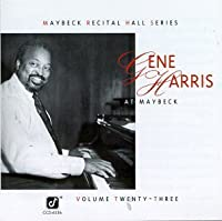 The Maybeck Recital Hall Series, Volume 23 by Gene Harris (1993-01-04)